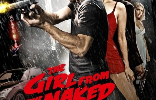 The Girl From the Naked Eye Movie Poster And Trailer 2012