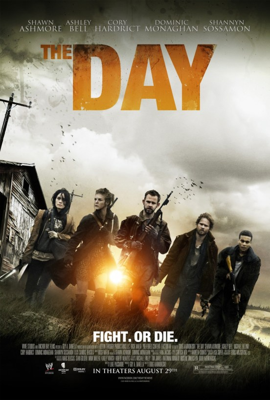 The Day Movie Poster And Trailer 2012