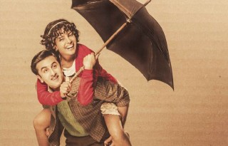 Ranveer Kapoor and priyanka in Barfi