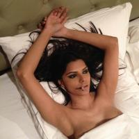 Sherlyn Chopra goes topless again on twitter!