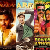 100 Crore Bollywood Movies of 2012