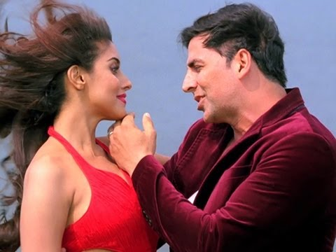Sari Sari Raat Video Song from Khiladi 786
