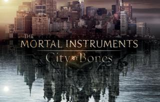 The Mortal Instruments- City of Bones Movie Poster 2013