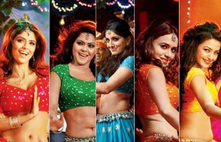 Dhoka Dhoka Official Item Song