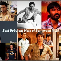Top 10 Best Debutant Male of Bollywood in 2013