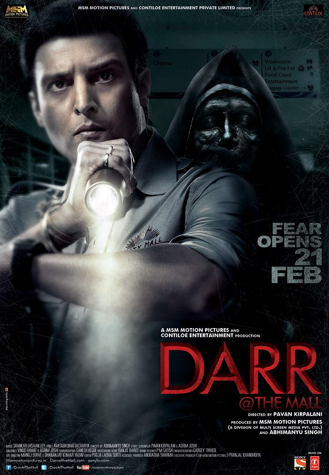 Darr At The Mall Poster