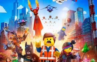 The Lego Movie Poster 9