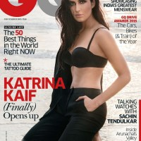 Katrina Kaif Photoshoot for GQ India Magazine Cover