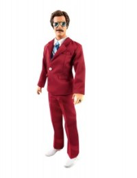 Anchorman Talking Ron 13? Figure