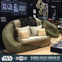 Custom Star Wars™ Dewback Loveseat