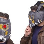 Guardians of the Galaxy: Marvel Legends Star-Lord Electronic Helmet
