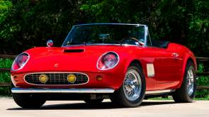 Ferris Bueller Sports Cars Up For Auction