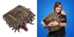 IT EXISTS: A Harry Potter Monster Book of Monsters Plush