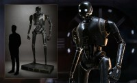 Lifesize K2SO Statue