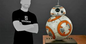 $3,950 will get you a life-size BB-8 that doesn't move