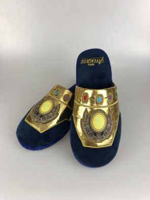 Avengers No Infinity Stone Unturned Thanos Slippers Preorder  Merchoid
