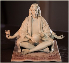 This Resin Model Kit Features The Dude Abiding