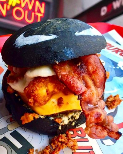 Down N Out Venom Burger
