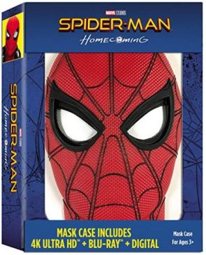 Amazon.com: Spider-Man: Homecoming Exclusive Mask Case
