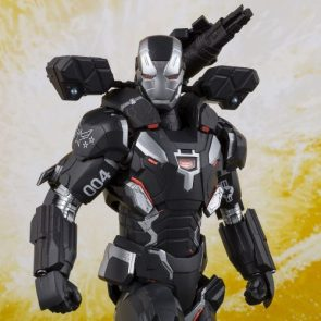 Avengers Infinity War  War Machine Mark 4 SH Figuarts
