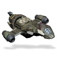 Firefly Serenity Hallmark Keepsake Christmas Ornament with Light