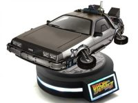 DeLorean Toy  Magnetic Levitating DeLorean  BigBadToyStore