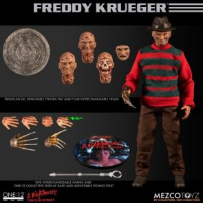 One:12 Collective A Nightmare on Elm Street: Freddy Krueger