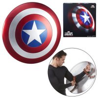 Marvel Legends Gear Captain America Shield Prop Replica