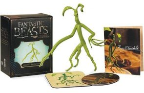Fantastic Beasts and Where to Find Them Bendable Bowtruckle