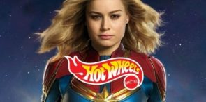 'Captain Marvel' Hot Wheels Car Showing Up In Stores