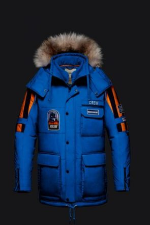 This Star Wars Parka is a Replica of the Ones Worn By the Movie's Crew