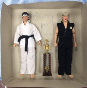 New Preview Photos of The Karate Kid Figures by NECA – The Toyark – News