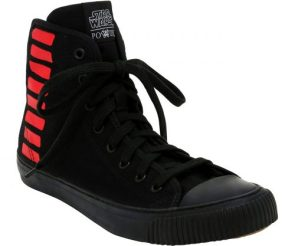 Po-Zu Star Wars Han Solo High Top Shoes