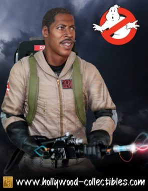 Ghostbusters – Winston Zeddemore 1/4 Scale Statue by Hollywood Collectibles – The Toyark – News