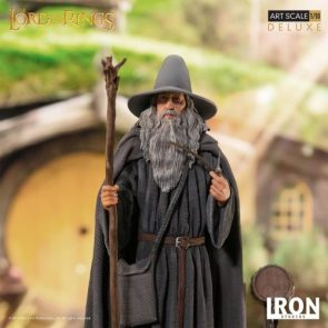 Lord of the Rings Gandalf Statue by Iron Studios – The Toyark – News