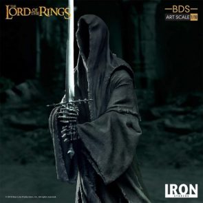 Lord of the Rings Nazgul Statue by Iron Studios