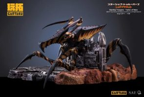 Starship Troopers – Warrior Bug 1/6 Scale Statue by Gantaku – The Toyark – News