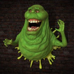 Ghostbusters – Slimer Life Size Wall Sculpture by HCG – The Toyark – News