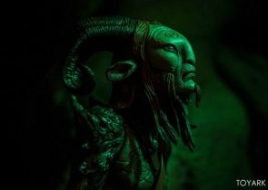 Guillermo del Toro Signature Collection Pan's Labyrinth – The Faun by NECA – Toyark Photo Shoot – The Toyark – News