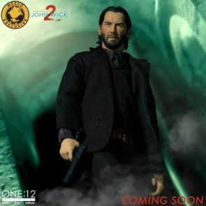 John Wick Chapter 2 One:12 Collective Deluxe Edition by Mezco – The Toyark – News