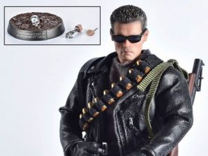 Terminator 2: Judgment Day Twelfth Scale Supreme T-800 Exclusive Action Figure