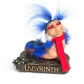 Labyrinth 'Ello Worm 1:1 Scale Statue – Exclusive