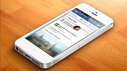 fabebook chat para iphone1