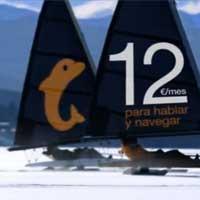 Orange Delfín 12
