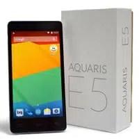 ¿Presentará Bq una revisión de su popular Aquaris E5?