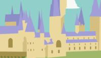 hogwarts-tile