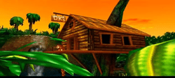 Donkey Kong Tree House