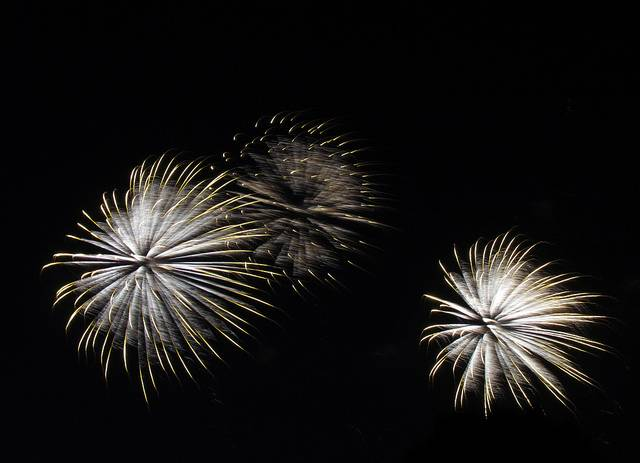 Hawthorn Woods Fireworks