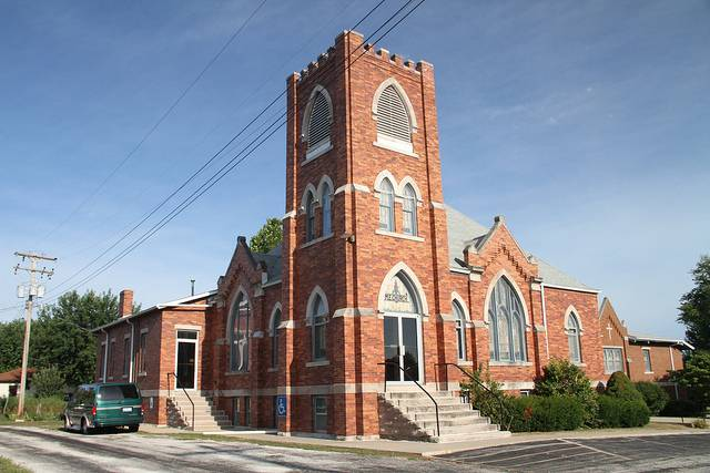Murrayville Church