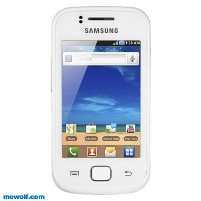 Samsung Galaxy Gio GT S5660 Dark Silver اسعار هواتف سامسونج جالكسي Galaxy